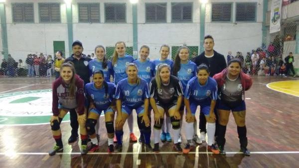 Interseleções Feminino de Futsal acontece em Nova Palma neste sábado
