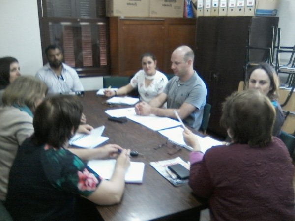 Reunião debateu Feira do Livro, Semana da Pátria e Projeto da Rádio Escola