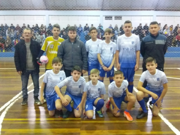 Artilheiros e goleiros menos vazados do Municipal de Futsal