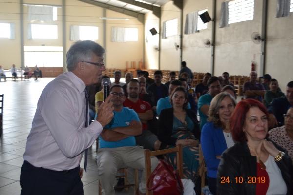 Evento celebrou Dia do Servidor Público