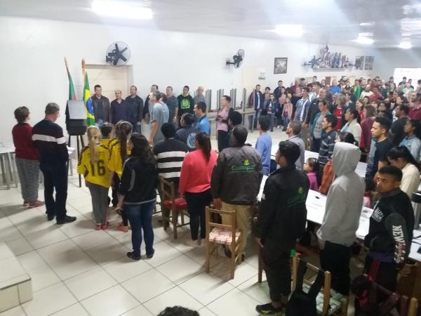Comunidade do Gramado sediou a Olimpíada Rural no último fim de semana