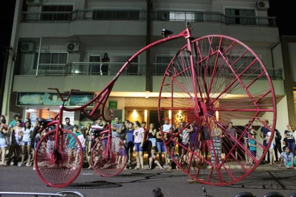 Nesta terça tem Show Internacional de Bicicletas em Nova Palma
