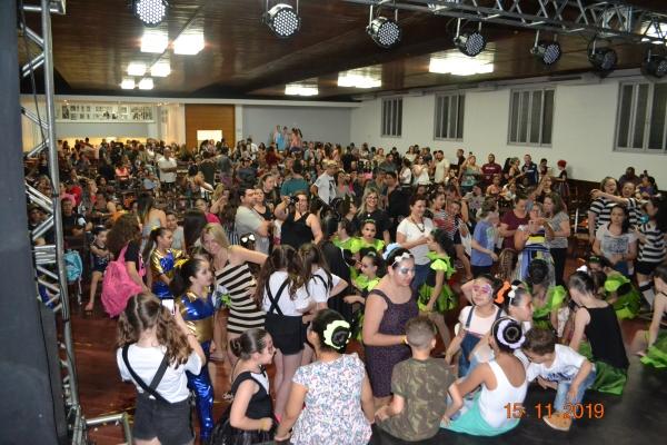 Viva Dança Quarta Colônia movimentou Nova Palma no feriado
