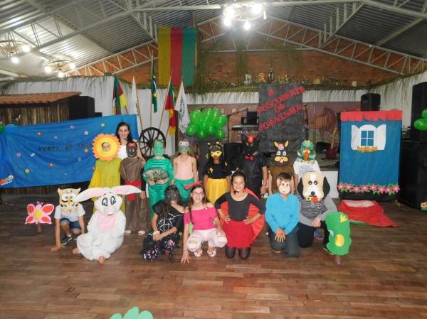 Mostra Pedagógica da Escola Cândida Zasso