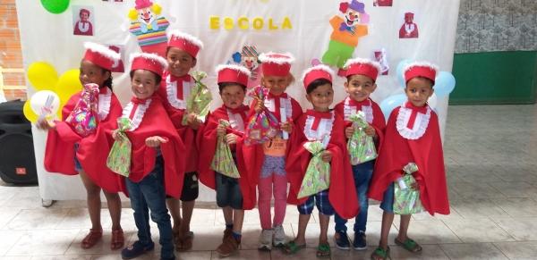 Formatura da Escola Santo Inácio