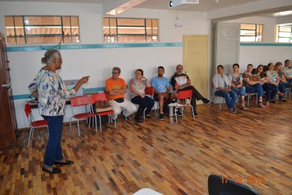 Educação realizou formação de professores