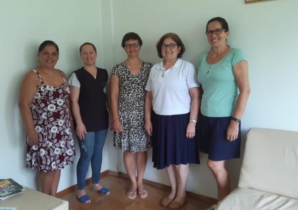 Equipe intensifica preparativos para evento do Dia da Mulher em Nova Palma