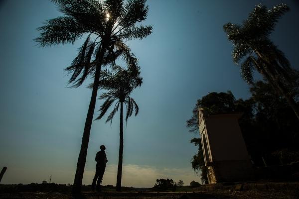 Fotógrafo da UFSM registra capitéis pelo interior