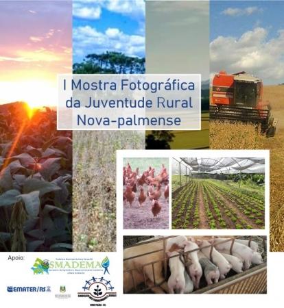 I Mostra Fotográfica da Juventude Rural Nova-Palmense